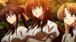 High School DxD NEW   03   03