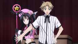 High School DxD NEW   08   27