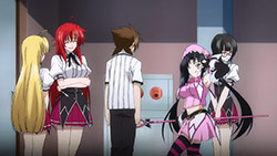 High School DxD NEW   08   34