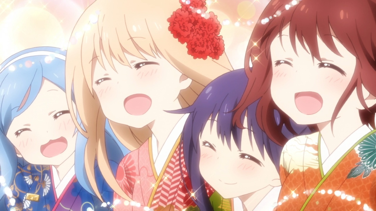 ... to sincerely congratulating Umaru from the bottom of her heart, there's no doubt that she's made a lot of progress in nurturing a healthier rivalry.