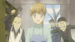 Honey and Clover II   10   14