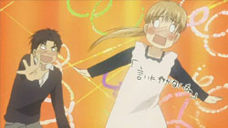 Honey and Clover II   12   01