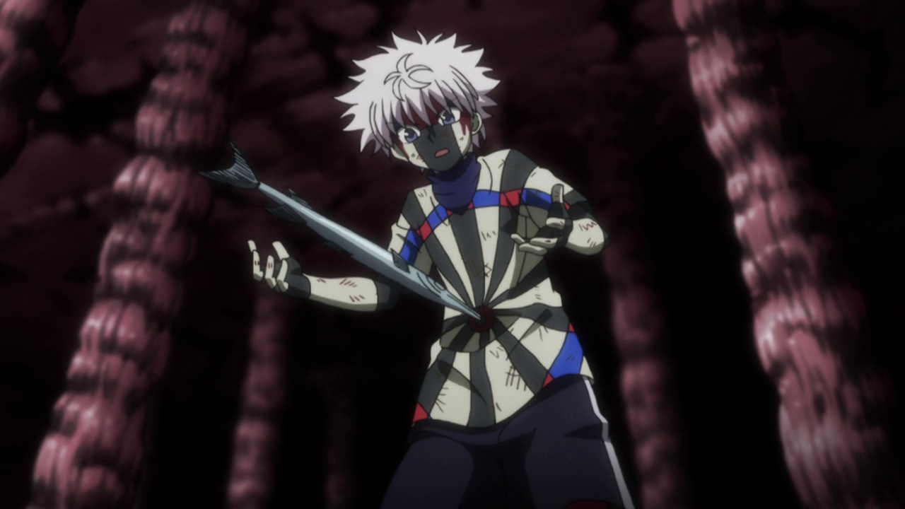 Hunter X Hunter Episode 101 Ikalgo X And X Lighting Punkie