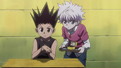 Hunter X Hunter   41   Preview 02
