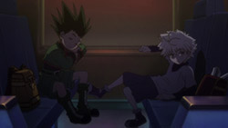 Hunter X Hunter   Movie   06