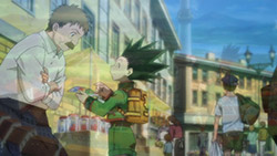 Hunter X Hunter   Movie   28