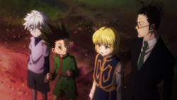 Hunter X Hunter   Movie   91