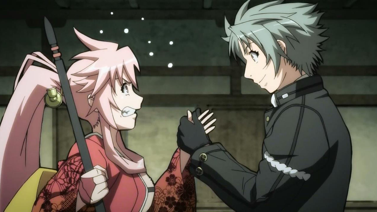 Hyakka Ryouran:Samurai Bride Episode 7 English Dubbed