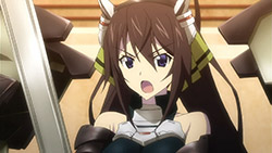 Infinite Stratos   02   Preview 02
