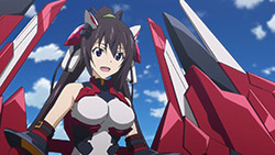 Infinite Stratos   10   Preview 03