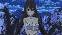 Infinite Stratos   11   Preview 03