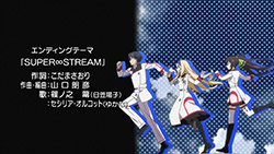 Infinite Stratos   ED2   02