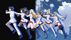 Infinite Stratos   ED6   01