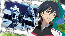 Infinite Stratos   OP   01