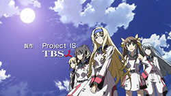Infinite Stratos   OP   08