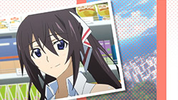 Infinite Stratos   OVA ED   01
