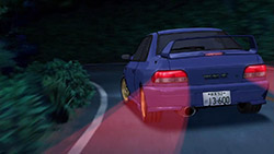 Initial D Fifth Stage   01   03