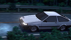 Initial D Fifth Stage   01   09