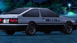 Initial D Fifth Stage   01   12