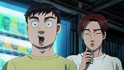 Initial D Fifth Stage   01   14