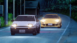Initial D Fifth Stage   01   15