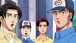 Initial D Fifth Stage   01   24