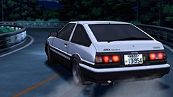Initial D Fifth Stage   01   39