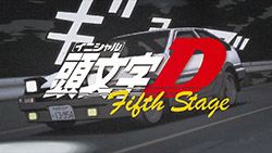 Initial D Fifth Stage   OP   01
