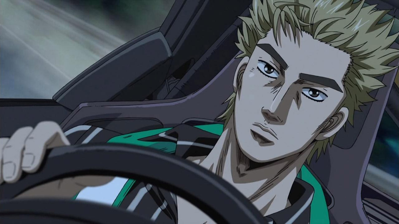 Initial D Fifth Stage - 01 | Random Curiosity