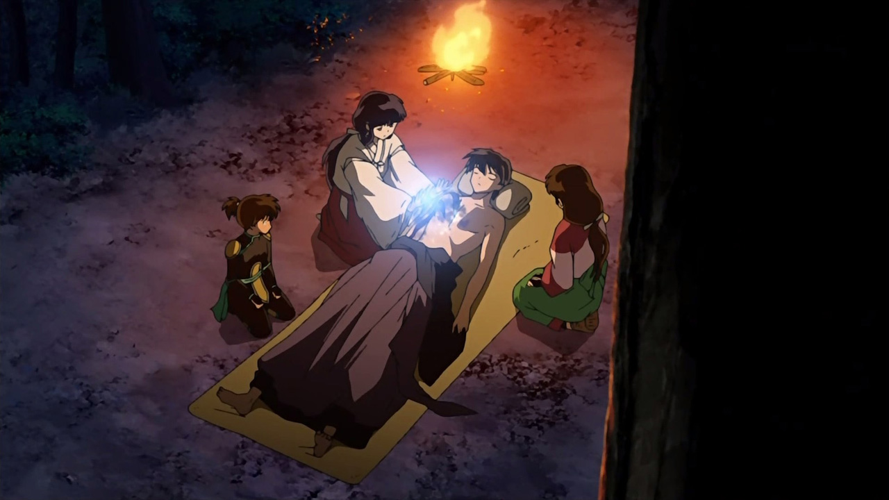 inuyasha season 8 episode 1 english dubbed