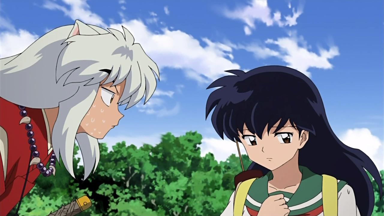 Inuyasha The Final Act 07 Random Curiosity