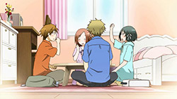 Isshuukan Friends   09   01
