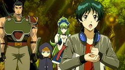Ixion Saga DT   01   18