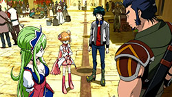 Ixion Saga DT   01   24