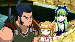 Ixion Saga DT   01   30