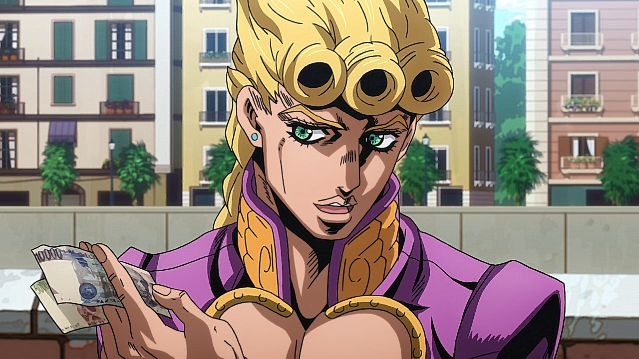 JoJo's Bizarre Adventure: Golden Wind - 01 | Random Curiosity