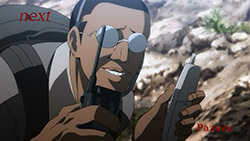 Jormungand Perfect Order   06   Preview 03