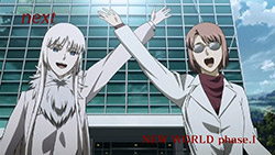Jormungand Perfect Order   07   Preview 01
