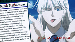 Jormungand Perfect Order   08   Preview 01