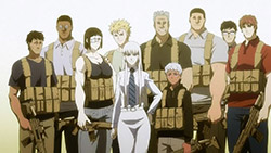 Jormungand Perfect Order   OP   02