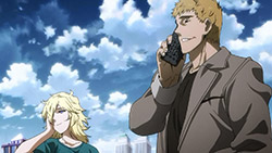 Jormungand Perfect Order   OP   06
