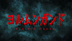 Jormungand Perfect Order   OP   09