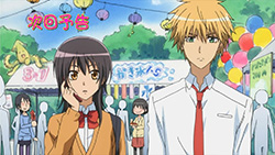 Kaichou wa Maid sama!   24   Preview 02