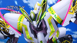 Kakumeiki Valvrave   23   Preview 01