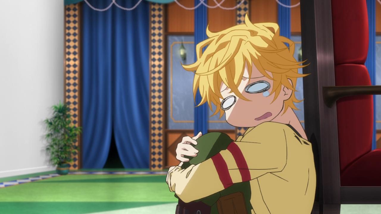 Niji!Nai GarekiKarneval Anime, Anime reviews, Manga love