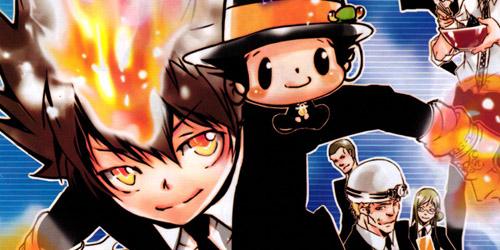 Katekyo Hitman Reborn Manga Random Curiosity