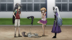 Kore wa Zombie Desu ka OF THE DEAD   10   47