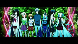 Kore wa Zombie Desu ka OF THE DEAD   OP   01