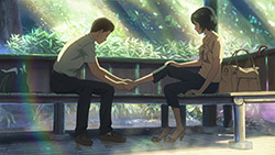 Kotonoha no Niwa   Movie   25