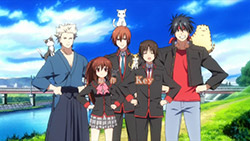 Little Busters   OP   01